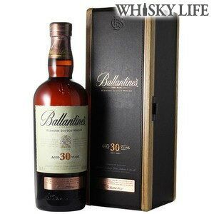 バランタイン 30年 木箱入 並行700ml古酒 贈答 御中元 御歳暮 ブレンデッド スコッチ ウイスキー ウィスキー