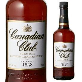 カナディアンクラブ 40度 700ml[likaman_CCC][ウイスキー][ウィスキー][長S]