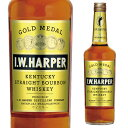 IWハーパー ゴールドメダル 1L[ウイスキー][ウィスキー][長S]