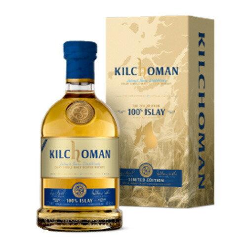 キルホーマン100%アイラ7thリリース ウイスキー ウィスキー