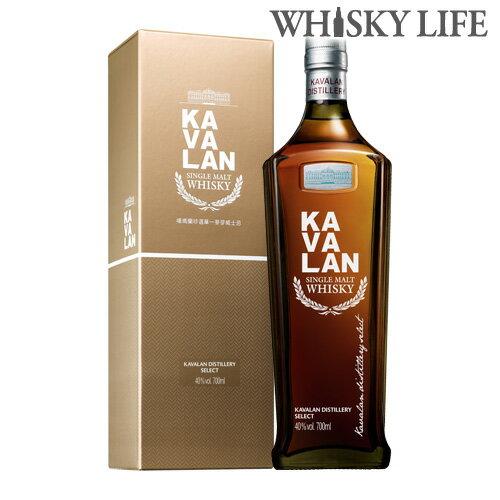 ディスティラリーセレクト カバラン700ml シングルモルト ウィスキー whisky 台湾 カヴァラン [長S]