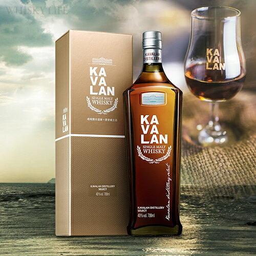 【【8月上旬 先行お届け】】 KAVALAN ディスティラリーセレクト カバラン700ml シングルモルト ウィスキー whisky 台湾 カヴァラン