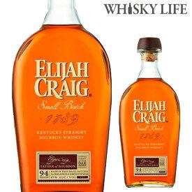 エライジャ クレイグ 12年 47度 750ml ウイスキー バーボン アメリカ 長S