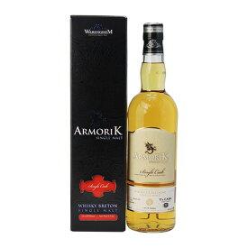 アルモリック2012Y'sカスク ソーテルヌカスクフィニッシュ フレンチ シングルモルト ウイスキー 700ml 60.6度フランス ブルターニュ ヴァレンギエム蒸留所 ウィスキーALMORIK singlemalt whisky [長S]