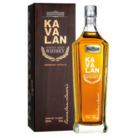 KAVALAN カバラン カヴァラン クラシック シングルモルト 700ml 台湾 [ウイスキー][ウィスキー][長S]