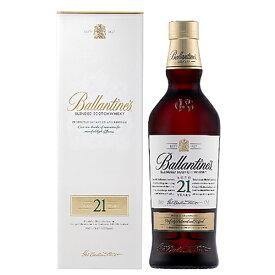 専用箱付 バランタイン 21年 ブラウンボトル 700ml[likaman_BF21][長S]古酒 贈答 御中元 御歳暮 [ウイスキー][ウィスキー]ブレンデッド スコッチ