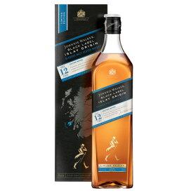 (予約) ジョニーウォーカー ブラックラベル 12年 アイラ オリジン 700ml 42度 箱入り スコットランド スコッチ ブレンデッド モルト ウイスキー ジョニ黒 ウィスキー whisky 長S 2021/11/9以降発送予定