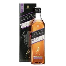 ジョニーウォーカー ブラックラベル 12年 スペイサイド オリジン 700ml 42度 箱入り スコットランド スコッチ ブレンデッド モルト ウイスキー ジョニ黒 ウィスキー whisky 長S