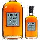 コーヴァル シングルバレル フォーグレーン <KOVAL> 750ml 47度 アメリカ シカゴ ウイスキー ウィスキー コーバル 長S