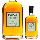 コーヴァル シングルバレル ウイスキー ミレット 750ml 40度 アメリカ シカゴ KOVAL コーバル 長S