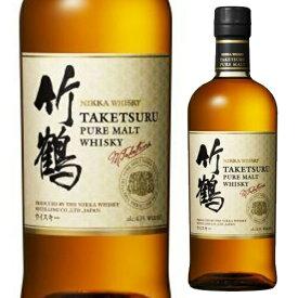 ニッカ 竹鶴 ピュアモルト 43度 700ml ウイスキー 日本 whisky ジャパニーズウイスキー 竹鶴正孝 長S
