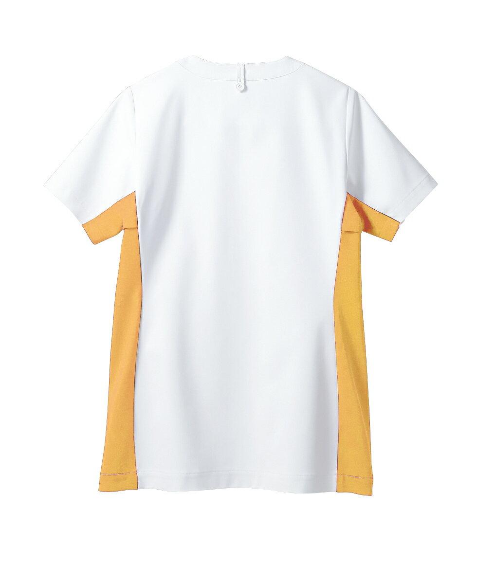 【モンブラン】72-392・394・395・398【介護 上衣 ジャケット スクラブ レディース 女性用】