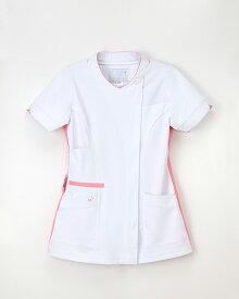 【ナガイレーベン】 白衣 医療 LX-4082 女性用上衣 白衣 ナースウェア レディース 2017年新作商品