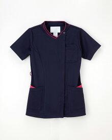 【ナガイレーベン】 医療用白衣 RF-5087 女性用スクラブ 白衣 ナースウェア レディース スクラブ 2017年新作商品