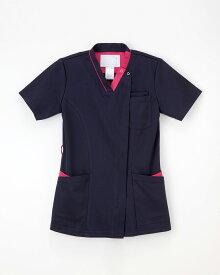 医療用 白衣 ナガイレーベン RF-5122 女性用スクラブ スクラブ白衣 ナースウェア レディース 2017年新作商品