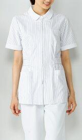 【KAZEN(旧アプロン)】149【ナースジャケット 半袖ナースウェア 上衣 レディース】