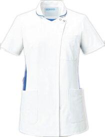 【KAZEN(旧アプロン)】058-21・22・23・25・28【ジャケット 上衣 半袖 白衣 女性用 レディース】