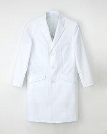 【ナガイレーベン】FD-4000 ハイクラスドクターコート シングル Y体 白衣 男性用 メンズ 診察衣