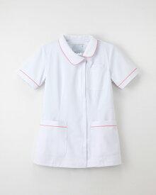 【ナガイレーベン】HOS-4902【レディース半袖上衣 白衣 ナースウェア】 2016年新作商品