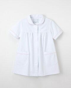 ナガイレーベン HOS-4992 レディース半袖上衣 マタニティウェア 白衣 ナースウェア