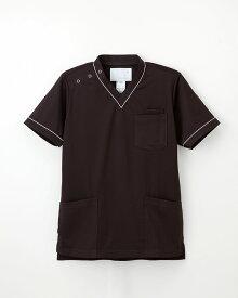 【ナガイレーベン】RF-5032【男女兼用スクラブ 白衣 半袖上衣】