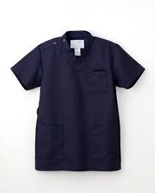 【ナガイレーベン】RT-5062【男女兼用スクラブ 白衣 半袖上衣】