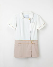 【ナガイレーベン】LH-6252【レディース半袖上衣 白衣 ナースウェア Seed℃(シードシー)】 2016年新作商品