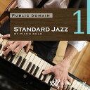 【店内音楽CD】Standard Jazz 1 - by piano solo - (18曲 約66分)♪リラックス音楽 店舗BGMやイベントに 著作権フ…