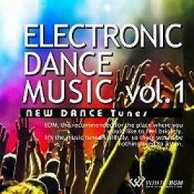 【店内音楽CD】Electronic Dance Music vol.1 - New Dance Tunes - (20曲 約73分)♪かっこいい音楽 店舗BGMやイベントに 著作権フリー音楽 ★ネコポスはCD2枚迄!CD3枚以上は宅急便を選択ください!