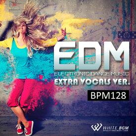 【店内音楽CD】エレクトロニックダンスミュージック-BPM128-(15曲 約69分)♪エアロビクスやフィットネスで使えるBGM 著作権フリー音楽 BGM CD  面倒な著作権処理不要