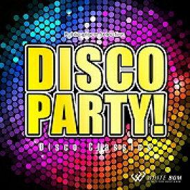 【店内音楽CD】Disco Party! - Disco Classics - (19曲 約69分)♪かっこいい音楽 店舗・お店・施設・ショールーム・イベント・ショー・展示会 著作権フリー音楽 BGM CD  面倒な著作権処理不要