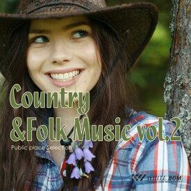 【店内音楽CD】Country&Folk Music vol.2(20曲 約68分)♪明るく軽快なカントリー音楽 店舗・お店・施設・ショールーム・イベント・ショー・展示会 著作権フリー音楽 BGM CD  面倒な著作権処理不要