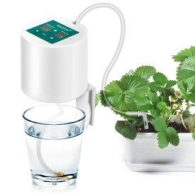ドリップ散水システム 自動 散水ノズル 水やり 自動 水やりタイマー 【代引き不可】