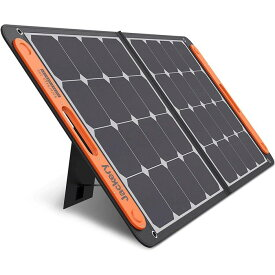 Jackery SolarSaga 100 ソーラーパネル 100W ETFE ソーラーチャージャー折りたたみ式 新生活 新生活家電 一人暮らし