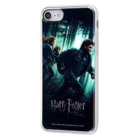 iPhone8 ケース iPhone7ケース ハリー・ポッター ハリーポッター カバー iphone7 アイフォン8 TPUケース+背面パネル 【ハリー・ポッターと死の秘宝PART1】