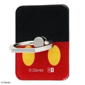 スマホリング ディズニー キャラクター バンカーリング ホールドリング 落下防止 360 スマートフォン用リング アクリル ミッキーマウス /スタイル