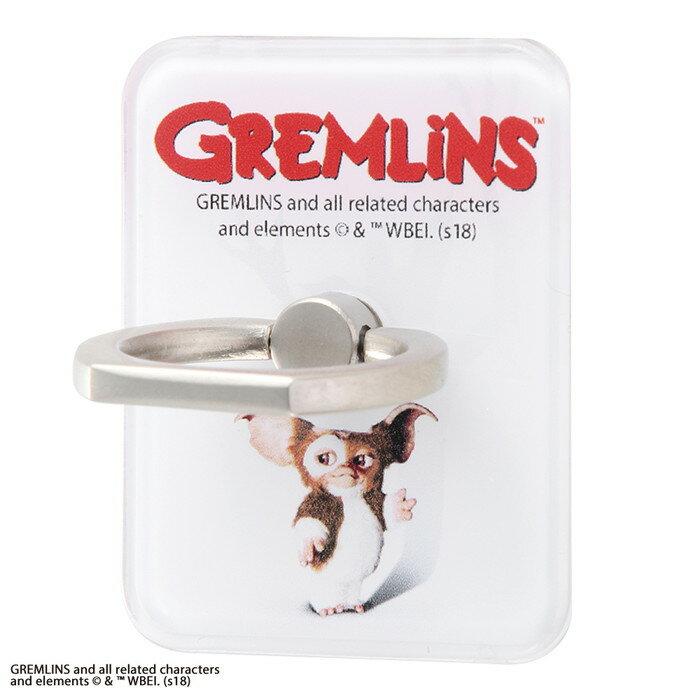 スマホリング キャラクター グレムリン バンカーリング ホールドリング 落下防止 360 スマートフォン用リング アクリル /GREMLINS