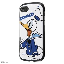 iPhone SE2 ケース ディズニー キャラクター 耐衝撃ケース ProCa ドナルドダック iphonese 第2世代 iphone8 iphone7 カバー グッズ
