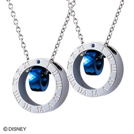 『シンデレラ』 ペアネックレス ディズニー Disney DIST501SV&DIST501SV white clover カップル