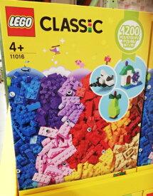 5の倍数日は楽天カードエントリーで5倍★即納★【COSTCO】コストコ通販【LEGO】レゴ クラシック 11016 アイデアパーツ 1200ピース