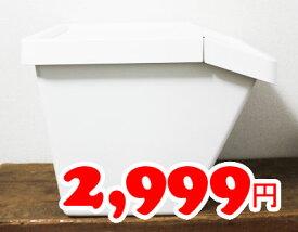 【IKEA】イケア通販【SORTERA】分別ゴミ箱 ふた付き 60L