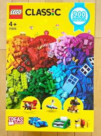 あす楽★5の倍数日は楽天カードエントリーで5倍★即納★【COSTCO】コストコ通販【LEGO】レゴ クラシック 11005 アイデアボックス