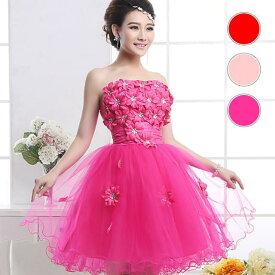 0399350634e1b ドレス&衣装カバーのセット  送料無料  ウエディングドレス プリンセス Aライン ミニ