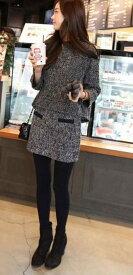 レディース スーツ セットアップ Vネック 半端丈  トップス ボトムス カジュアル キュート 可愛い フェミニン きれいめ エレガント おしゃれ お出かけ グレー 灰色 S M L XL 2XL 大きいサイズ 送料無料