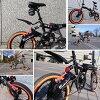 FD-11 ■ 變形怪 16 英寸折疊自行車