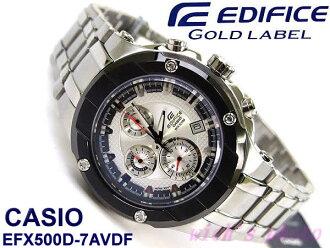 凱西歐大廈黃金標籤 (EFX500D-7AVDF)