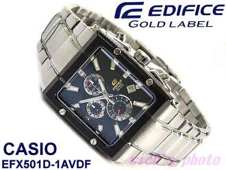 凱西歐大廈黃金標籤 (EFX501D-1AVDF)