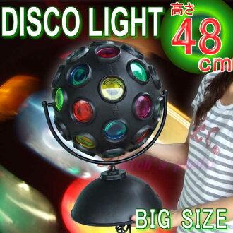 디스코 볼 조명 높이 약 48cm