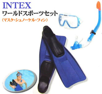 INTEX 사제 월드 스포츠 세트 55958