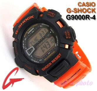 CASIO G-SHOCK/MUDMAN 구조 오렌지 (G9000R-4)